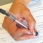 Signer les documents Les Étapes d'une Proposition de Consommateur