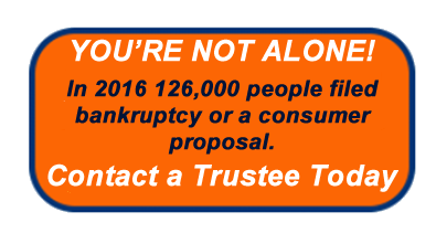 You're not alone! Contact a Trustee to schedule a free evaluation